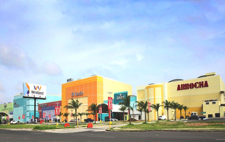 Westland shopping mall | 30 min